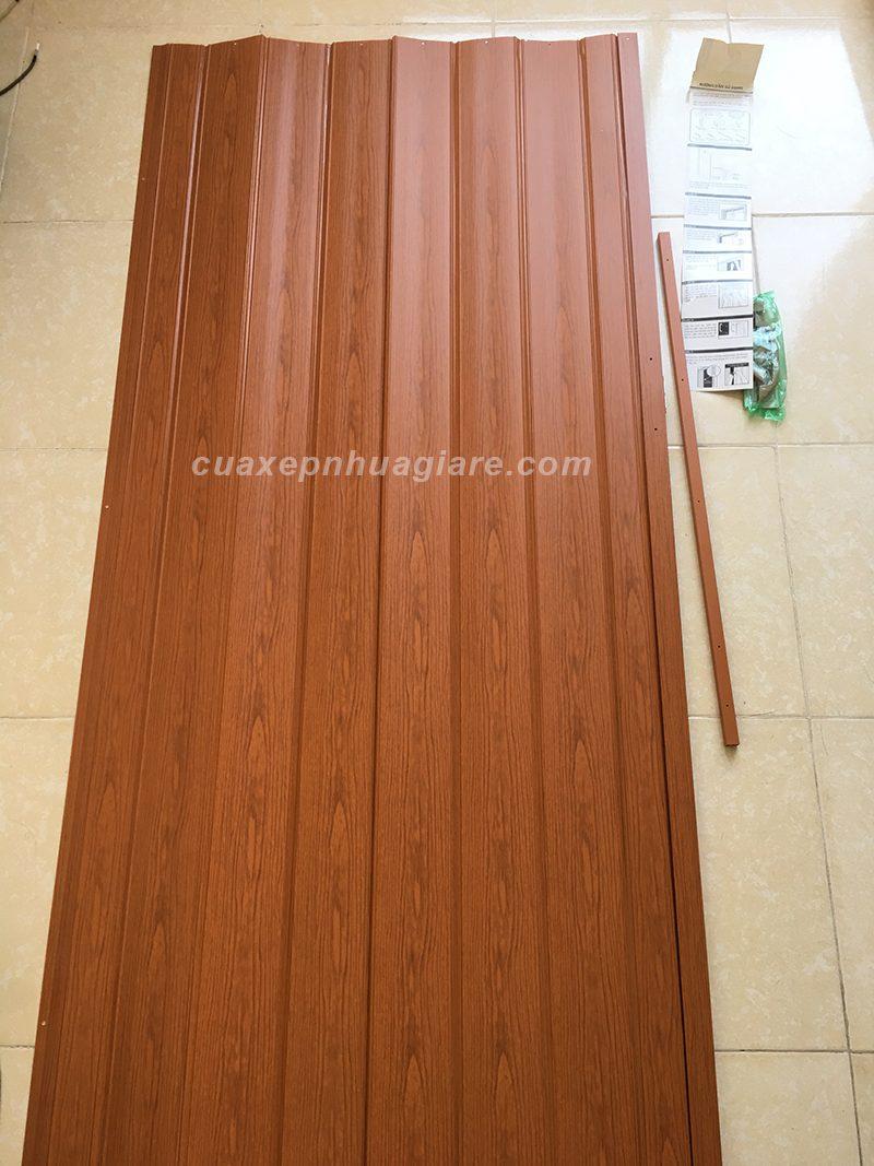 cửa xếp nhựa nhà vệ sinh cao cấp