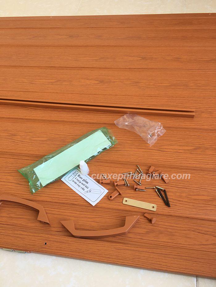 hình ảnh cửa xếp nhựa nhà vệ sinh cửa thông phòng