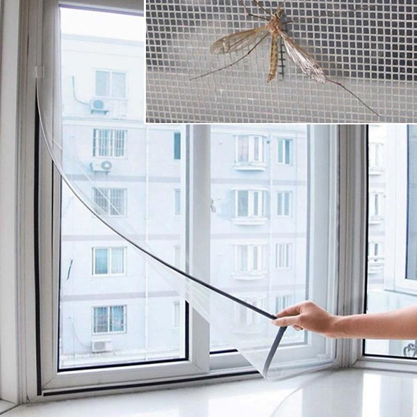 công dụng cửa lưới chống muỗi, côn trùng là gì