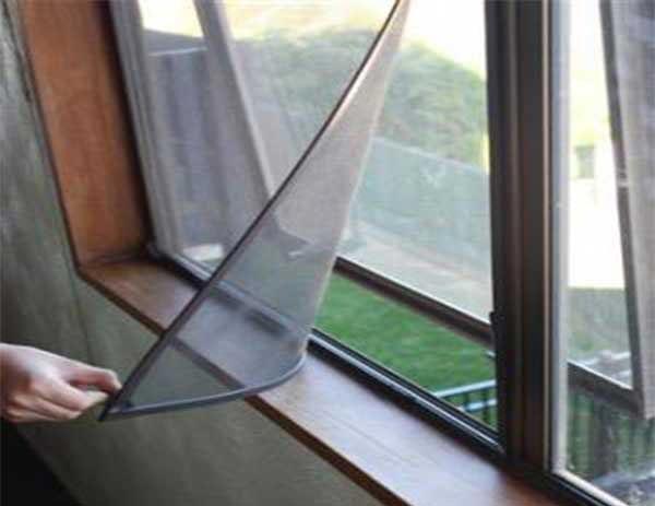 cửa lưới chống muỗi cố định