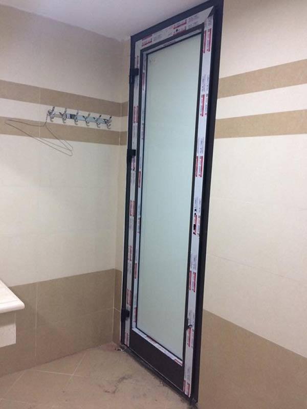 cửa nhôm kính xingfa cho nhà vệ sinh cao cấp