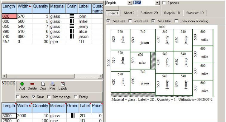 hướng dẫn tải phần mềm cắt kính - Cutting Optimization Pro