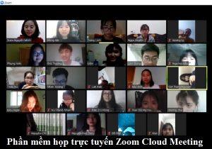 download phần mềm họp trực tuyến zoom cloud meeting miễn phí