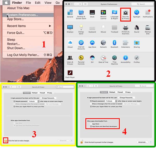 hướng dẫn cài đặt phần mềm zoom cloud meeting cho MAC OS