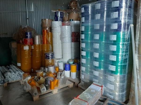 bán sỉ rèm nhựa pvc ngăn lạnh điều hòa giá rẻ
