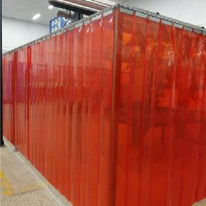 màn nhựa pvc ngăn tia lửa điện, hồ quang điện