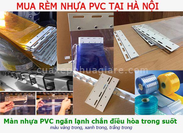 mua màn nhựa ngăn lạnh chắn điều hòa tại hà nội