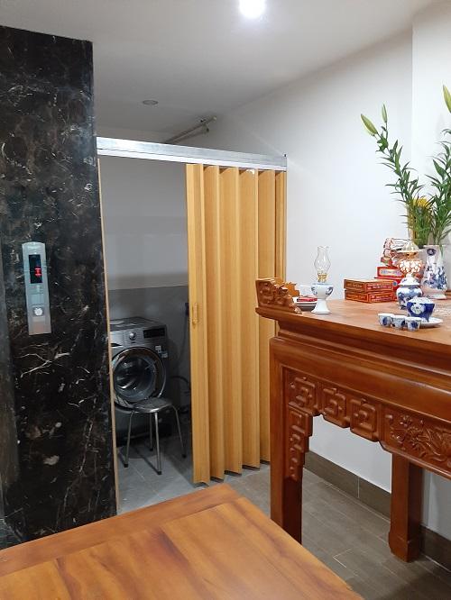rèm cửa nhựa xếp ngăn lạnh điều hòa giá rẻ tại hà nội và tphcm - sài gòn