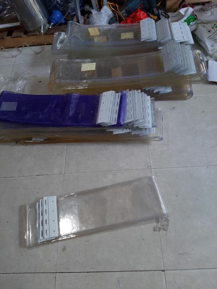 bán màn nhựa pvc ngăn lạnh điều hòa
