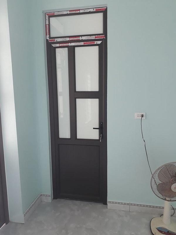 cửa nhôm kính Xingfa - cửa thông phòng bền đẹp