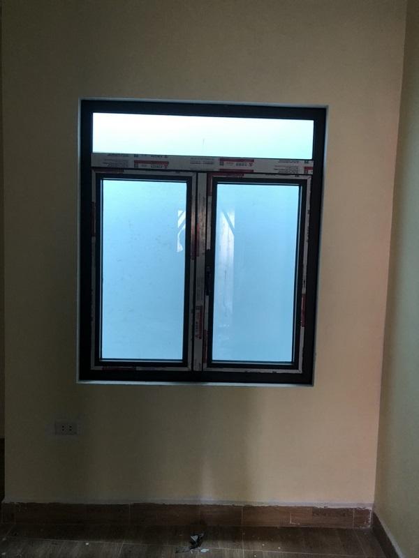 cửa sổ nhôm kính 2 cánh xingfa nhập khẩu tem đỏ