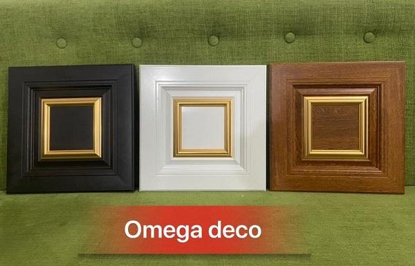 màu sắc nhôm hệ omega deco