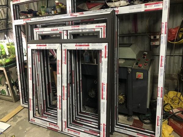 sản xuất cửa nhôm kính xingfa hà nội