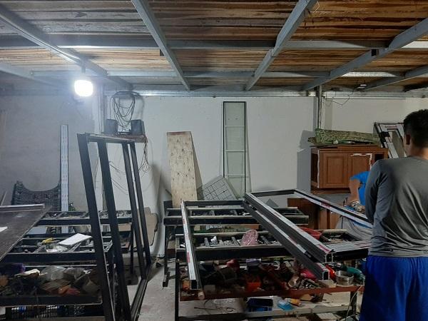 xưởng sản xuất cửa nhôm kính hà nội