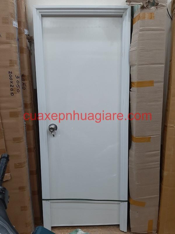 cửa nhựa pvc nhà vệ sinh giá rẻ