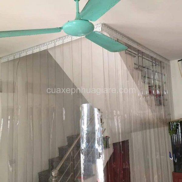 rèm ngăn lạnh cầu thang giá rẻ hà nội tphcm